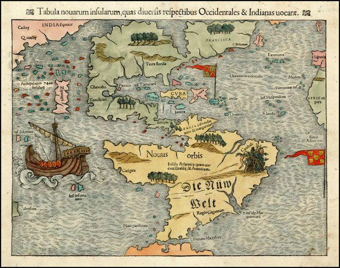 Dawne Mapy - stare mapy, antyki, kolekcja map, historia kartografii #old maps #brazil