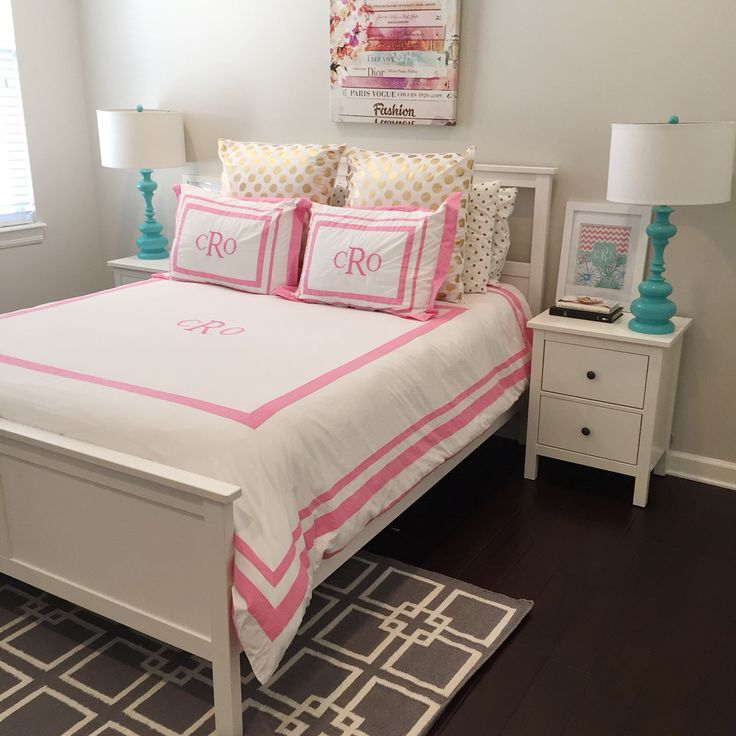 Pottery Barn meets Z Gallerie bedroom