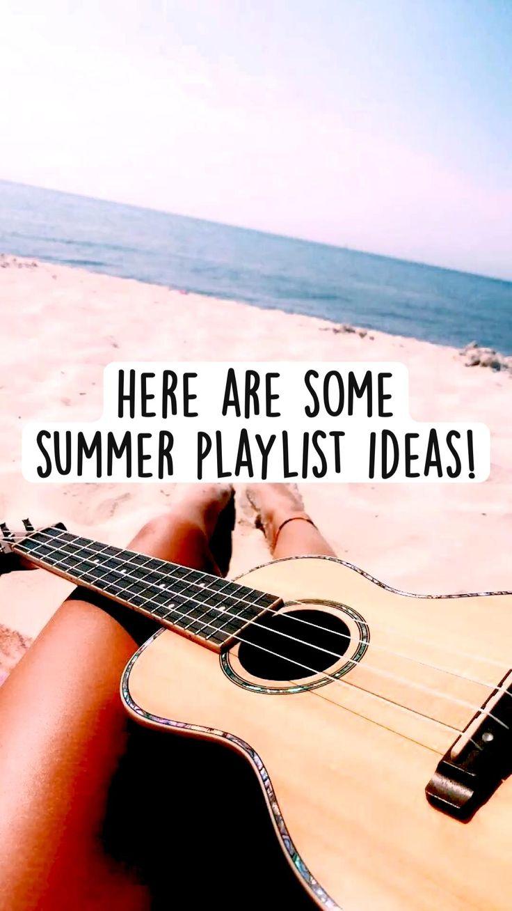 Summer Playlist, Summer Songs, Summer Fun List, Song Playlist, Summer Bucket, Music Mood, My Music, Summer Dream, Summer Girls