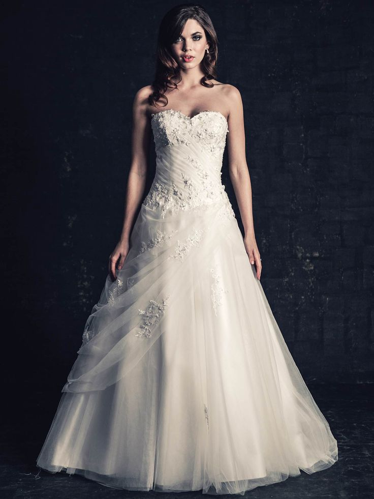 Style be198 ella rosa by private label by g pinterest for Ella rose wedding dress