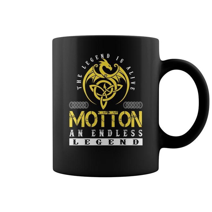 The Legend is Alive MOTTON An Endless Legend Name Mugs #Motton