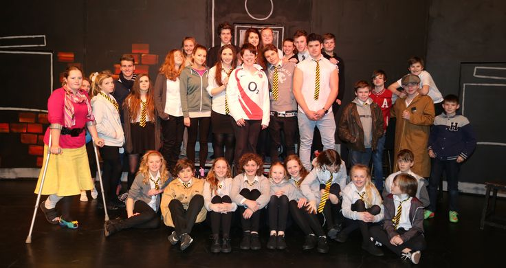 In February 2015, Abbotsholme Drama put on Teechers by John Godber!