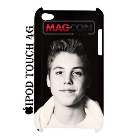 iPod 4 Matthew Espinosa Magcon Boys Tour iPod Touch 4 4G 4th Case Cover - PDA Accessories