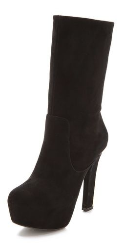 Theyskens' Theory Emilie High Heel Boots