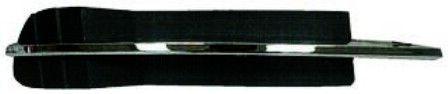 2008-2012 Chevrolet Malibu Lower Outer Grille RH W/O Fog Lamp Malibu LS 08-09; LT 08-12