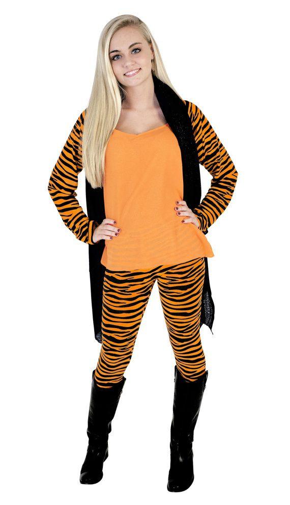 Hey, I found this really awesome Etsy listing at https://www.etsy.com/listing/461889174/tiger-legs-orangeblack-tiger-striped