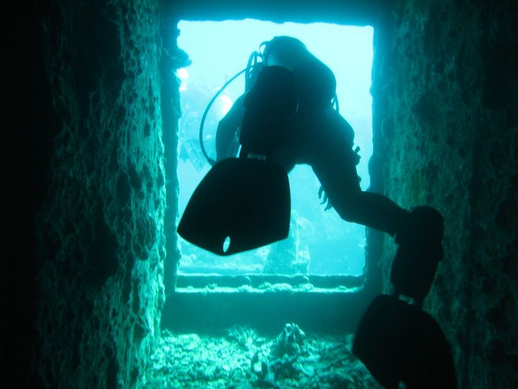 The Treasure Coast gets its name from the history of shipwrecks that draw in thousands of divers each year. | Courtesy of Euan Kennedy/Flickr