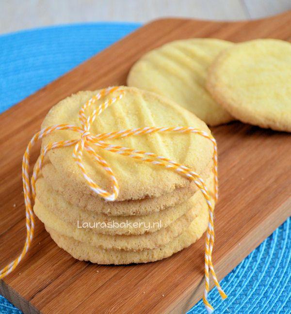 Glutenvrije en lactosevrije koekjes - Laura's Bakery