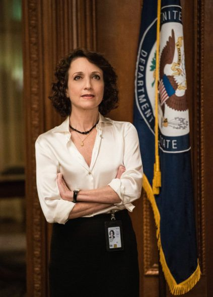 Bebe Neuwirth has left the Madam Secretary TV show during its fourth season on CBS. Will you watch without her?