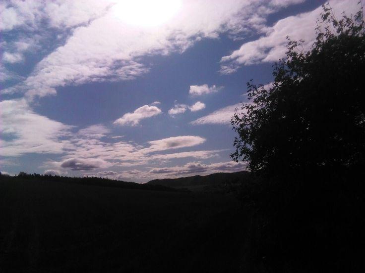 The sky photo 2k17