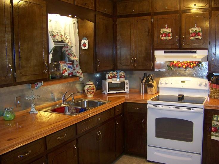 1000+ images about Kitchen on Pinterest | Glaze, Flashing ...