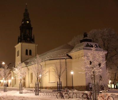 Linköping Church   My Travels - Past, Present, and Future ...