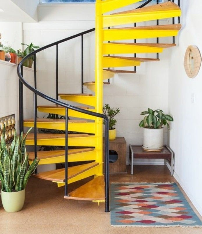15 best escalier moderne images on Pinterest | Moderne treppen ...
