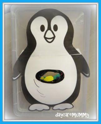 DayCareMummy: Plitsch- Platsch- Pinguin
