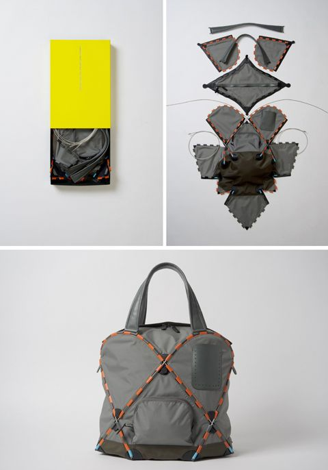 """New series """"WIRE DOME BAG"""" just released. HIKARU MATSUMURA THE UNIQUE-BAG"""