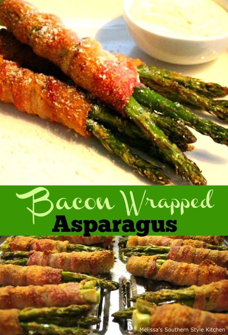 Best 25 Bacon Wrapped Asparagus Ideas On Pinterest