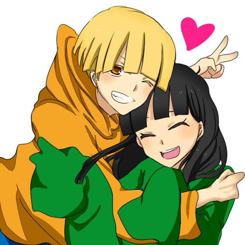 Kuki x Wally