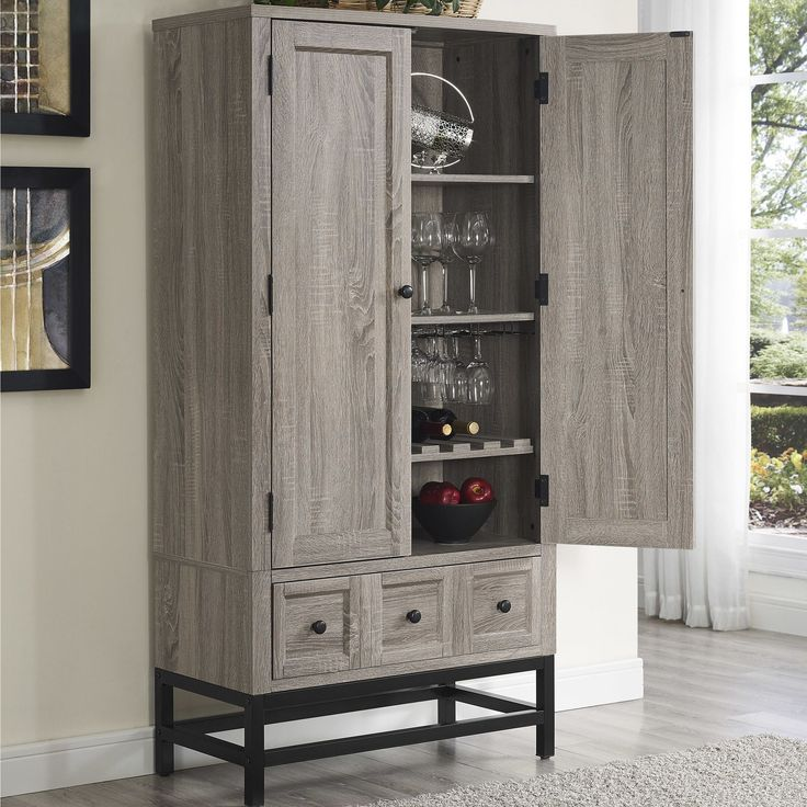 Omarion Beverage Cabinet