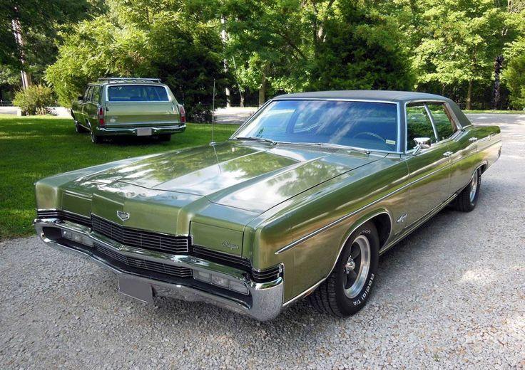 1970 Mercury Marquis 429