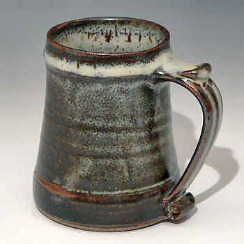 Leach Pottery tankard