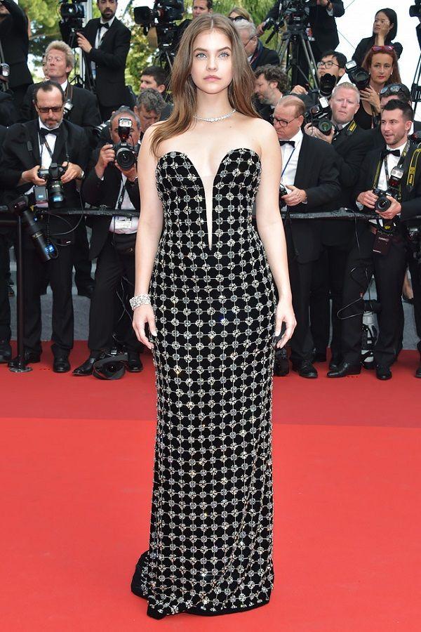 Barbara Palvin Cannes 2017, Барбара Палвин Каннский кинофестиваль 2017
