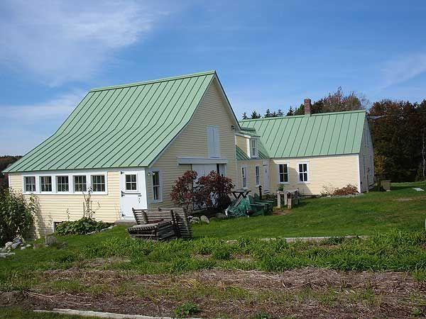 Triad Metal Roofing Colors