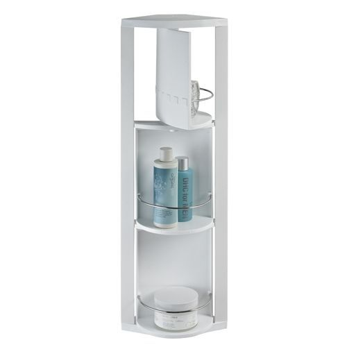 Details about quebec rotating corner bathroom shower for Bathroom furniture quebec