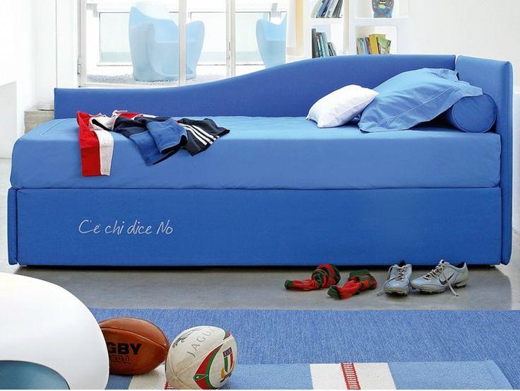 Cama contenedor simple TITTI by Bonaldo   diseño Peter Ross