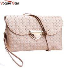 Vogue Ster Breien Vrouwen Koppelingen Casual Vrouwelijke Clutch Zakken Veelzijdige zomer Vrouwen Messenger Bag Mini Cross…