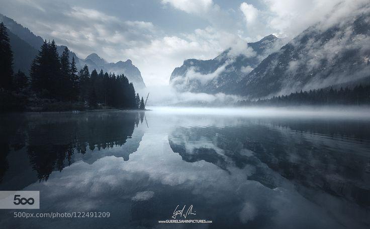 Morning Mist by guerelsahin