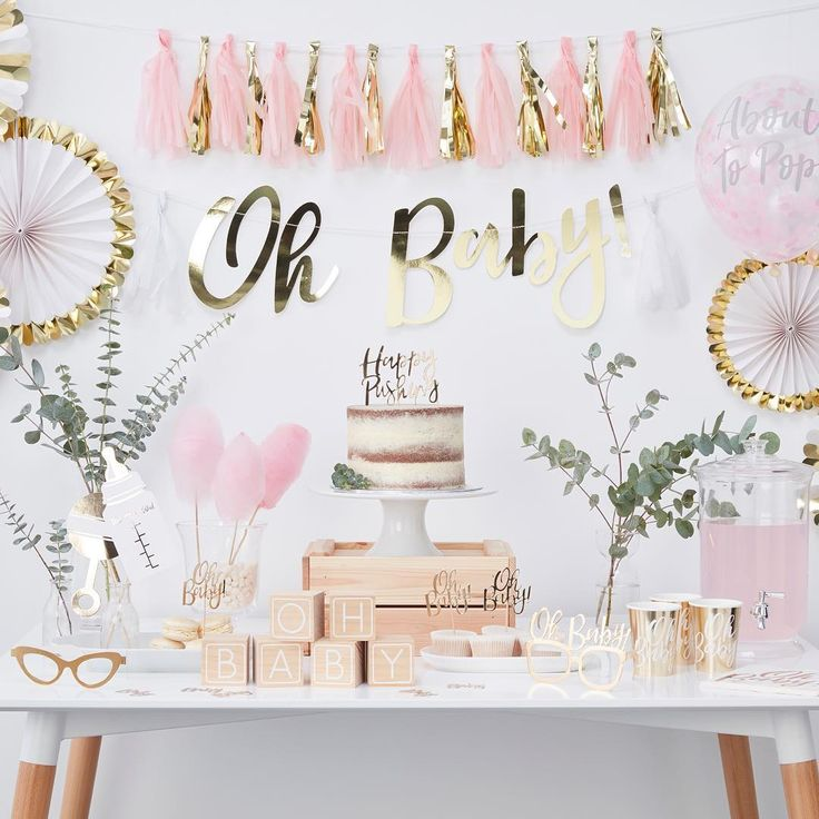 The Best Baby Shower Themes of 2017 | Party Delights Blog
