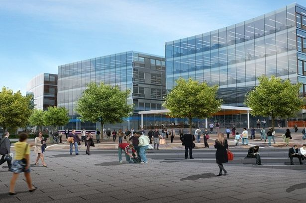 Work to begin on second phase of the major Stockport town centre redevelopment - Manchester Evening News