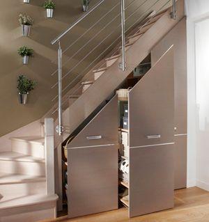 Les 25 meilleures id es de la cat gorie escalier gain de place sur pinterest escalier pas for Rangement chaussures gain de place