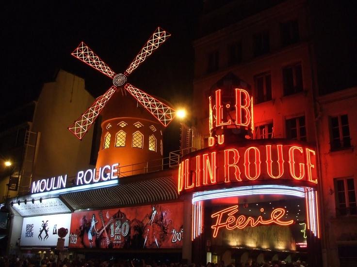 articles moulin rouge paris visits york city