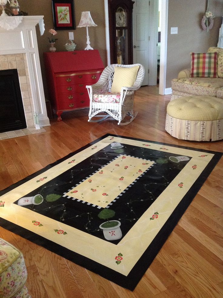 linoleum floor cloths 14 best floor cloths images on pinterest