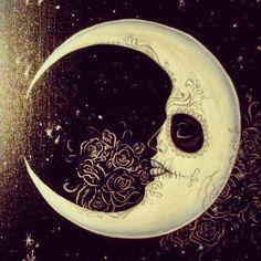 Image result for carpe noctem moon tattoo