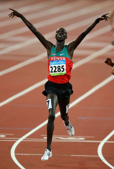 Brimin Kipruto - Athletics - Beijing 2008 - Mens 3000m Steeplechase