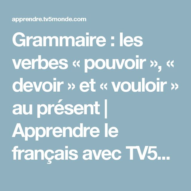 17 best ideas about french verbs on pinterest french grammar french language learning and. Black Bedroom Furniture Sets. Home Design Ideas