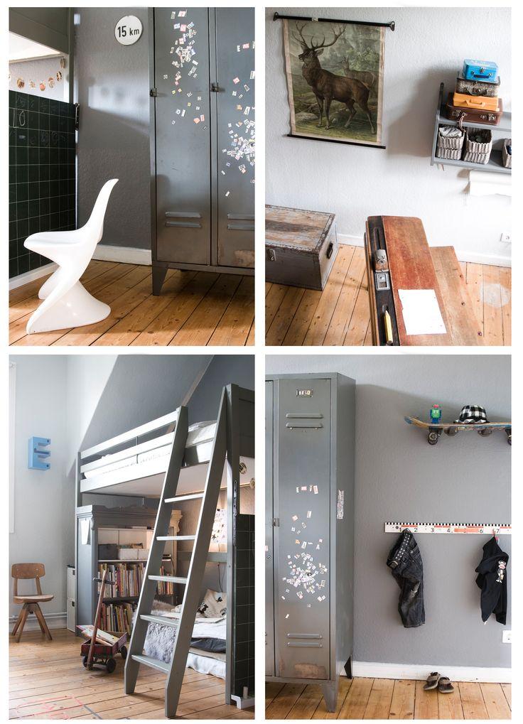 Wir zeigen die schönsten Einrichtungsideen für Jungenzimmer. ❤ Lass dich von 50 Bildern aus echten Wohnungen inspirieren.