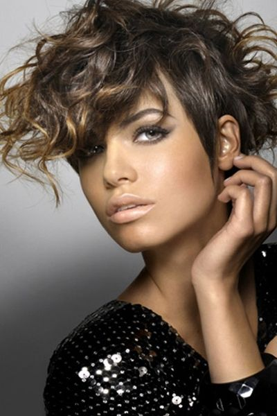 Wondrous 1000 Images About Cut On Pinterest Short Curly Hairstyles Short Hairstyles For Black Women Fulllsitofus