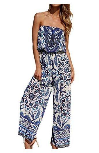 0a9a6d68a4cec1 Damen Overall Lang Blau | Damen Overalls | Vintage jumpsuit ...