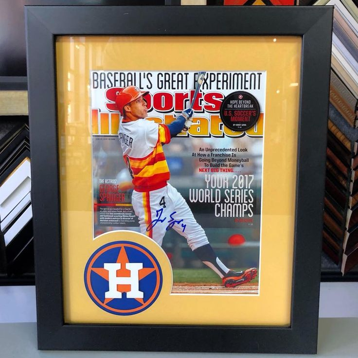 820 best Jersey Framing & Sports Framing - FastFrame of LoDo ...