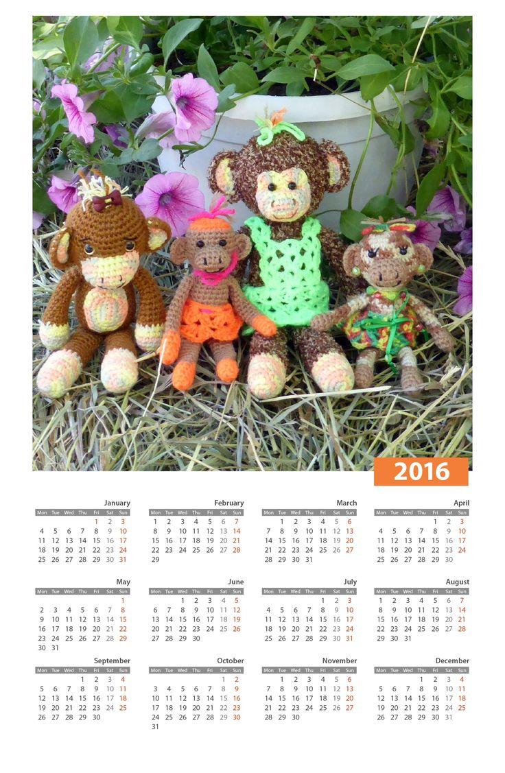 Календарь на 2016 г