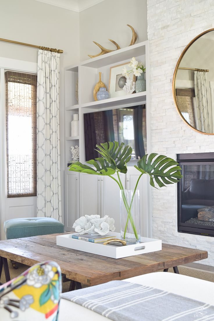 8 chic ways to incorporate spring into your home - Transitional Castle Decorating