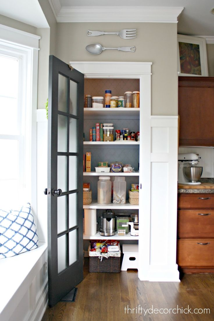 When I Feel Like A No Good, Horrible Person. Small Pantry Organization Kitchen ...