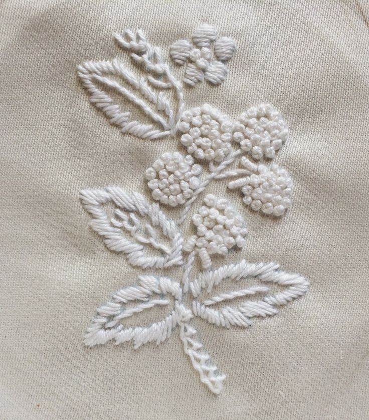 Mooshie Stitch Monday: My First Mountmellick Embroidery Kit