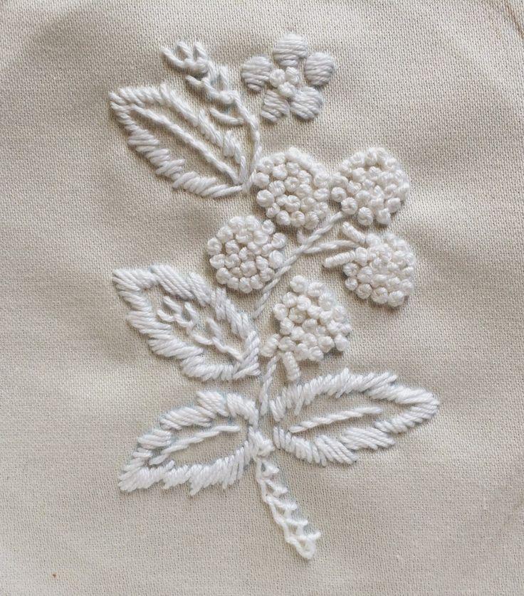 Mooshie Stitch Monday: My First Mountmellick Embroidery Kit