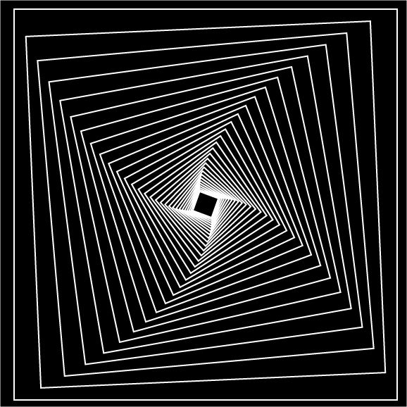 elinka:  Optical Illusion 1 by madmikeOO8 Love this but no tutorial.