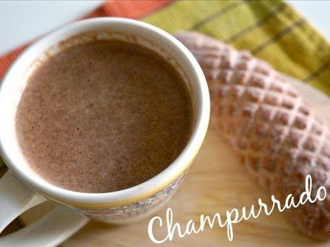 How to make Champurrado - a traditional Mexican hot chocolate drink • Living Mi Vida Loca