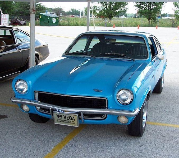 Chevrolet Vega - Chevy Vega Wiki